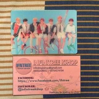 Love Yourself: Answer Lenticular