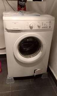 Repair Electrolux washer dryer