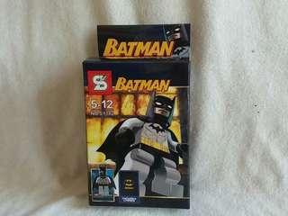 Batman 模型 (未砌)
