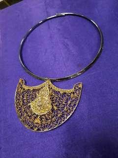 Kebaya Choker Necklace