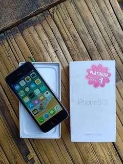 Iphone 5S 32Gb turun Harga