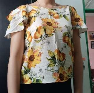 Floral Yellow
