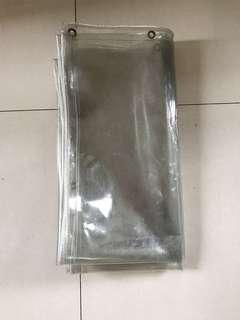 🚚 防水膠布 防水布 遮雨棚 防水布 218*120cm