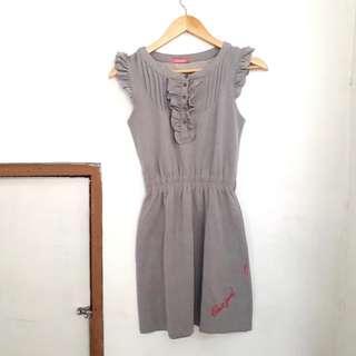 Chic Girl Ruffle Dress