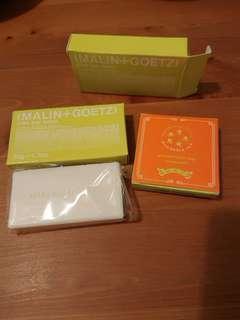 Lime Bar Soap 萊姆香皂 + 上海灘 洗臉皂