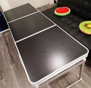 🚚 180 * 60 cm Foldable Hand Carry Table