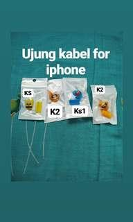 Ujung kabel for iphone