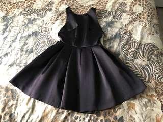H&M bareless dress