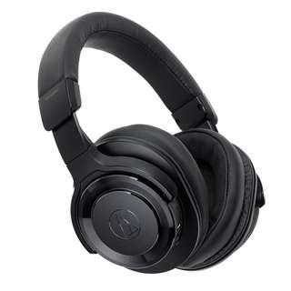 🚚 ATH-WS990BT Audio-Technica Wireless Headphone SOLID BASS