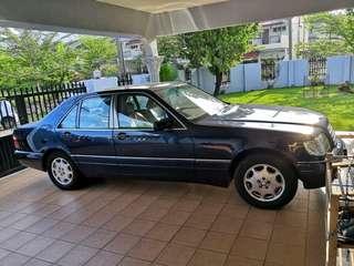 1998 Mercedes Benz S280 2.8L (A)