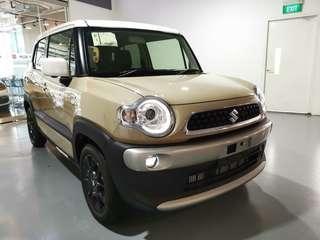 Suzuki XBee Hybrid 1.0