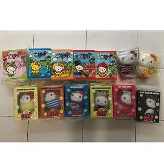 Hello Kitty Fairy Tale Series'