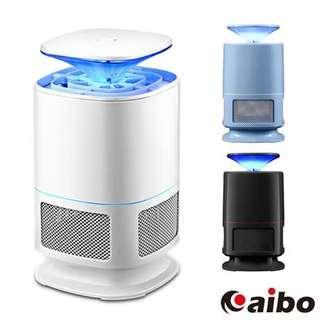 優雅簡約 USB光觸媒吸入式捕蚊燈