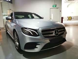 Mercedes-Benz E-Class Saloon Hybrid E350e AMG Line