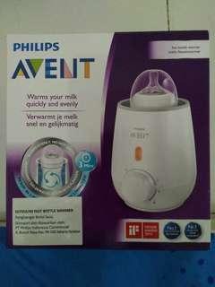 Phillips bottle warmer ( NEW, masih segel )