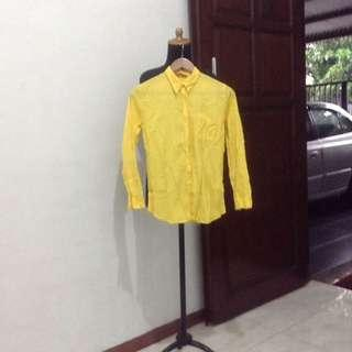 SALE Coolteen blouse yellow S