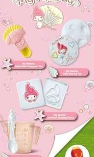 Mc'Donalds Collection My Melody