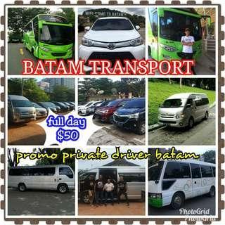 Batam transport best