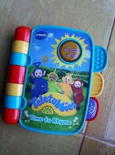 Vtech Time to Rhyme