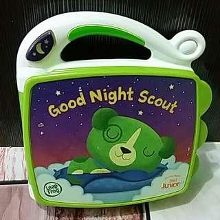 Leap Frog Good Night Scout Book