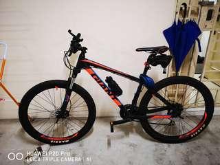 f84f9764a47 frame 27.5 | Mountain Bikes | Carousell Singapore