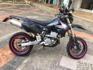 Suzuki DRZ400 K9 Stock