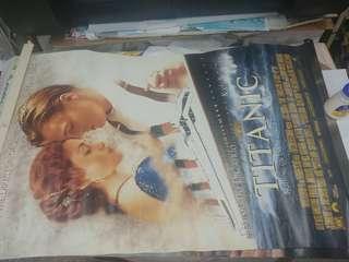 Titanic 鐵達尼電影海報