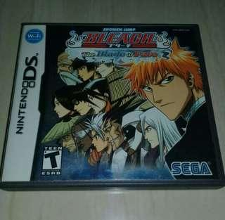 DS Bleach the blade of fate (first print)