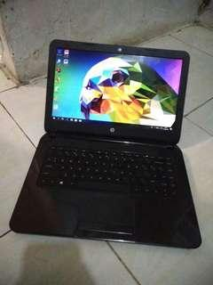 Laptop Hp 14 amd A4