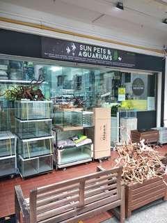 Sun Pets and Aquariums