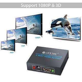 Full HD 1080P HDMI Splitter