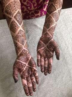 🚚 BRIDAL HENNA in your Budget 👰🏻