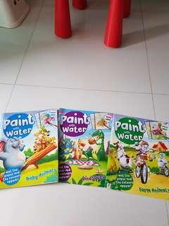 🚚 Paint with water