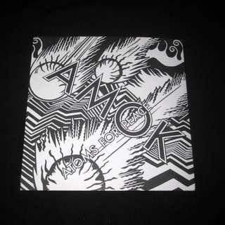 CD Atoms For Peace. Amok. Thom Yorke Radiohead.  Red Hot Chili Peppers, Ultraísta, Forro in the Dark