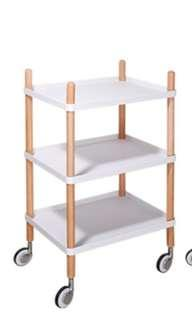 3 tier trolley table