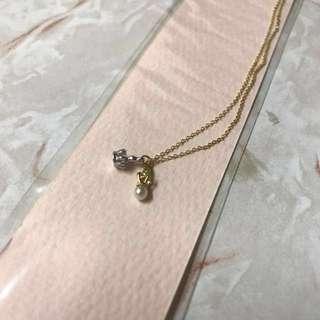 日本購🇯🇵皇冠珍珠頸鏈👑