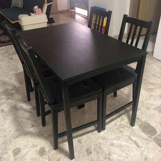 IKEA Dining Set for 4
