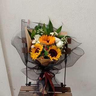 Big Flower Bouquet