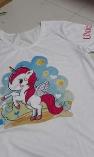 Tshirt Unicorn