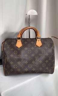 LV Speedy 30 Handbag 手袋