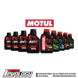 MOTUL PROMO - MOTORCYCLE SERVICING PACKAGE