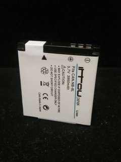 Nb-8l battery for A3000 a3100is A3200 A3300 Digital Camera