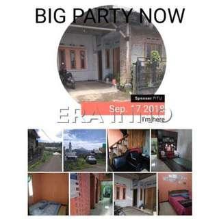 Dijual Rumah Villa Lembang