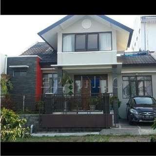 Rumah Minimalis daerah lembang