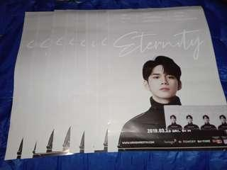 🚚 Ong Seong Wu Eternity Official Goods