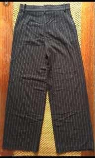 (Eur34P) H&M wide pants