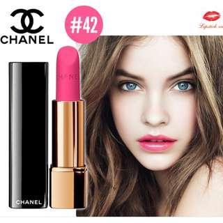 CHANEL Rouge Allure Velvet Luminous Matte Lip Colour