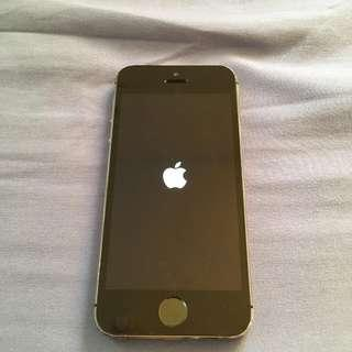 [Reserved] iPhone 5S 64GB - Black