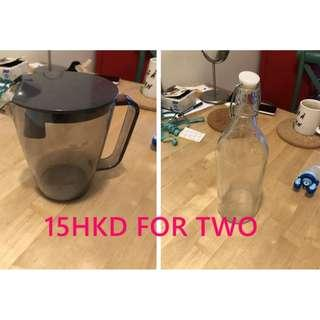 Jar & Bottle FREE