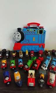 Thomas & Friends metal die cast trains